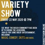 Lockdown Talent: The Bosch Variety Show 2020