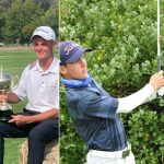 Golf: Thomas Joubert and Jack Buchanan